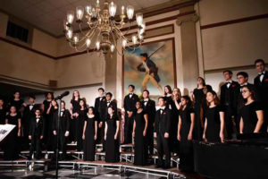 Newark Academy Choral Groups
