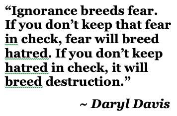 Daryl Davis quote