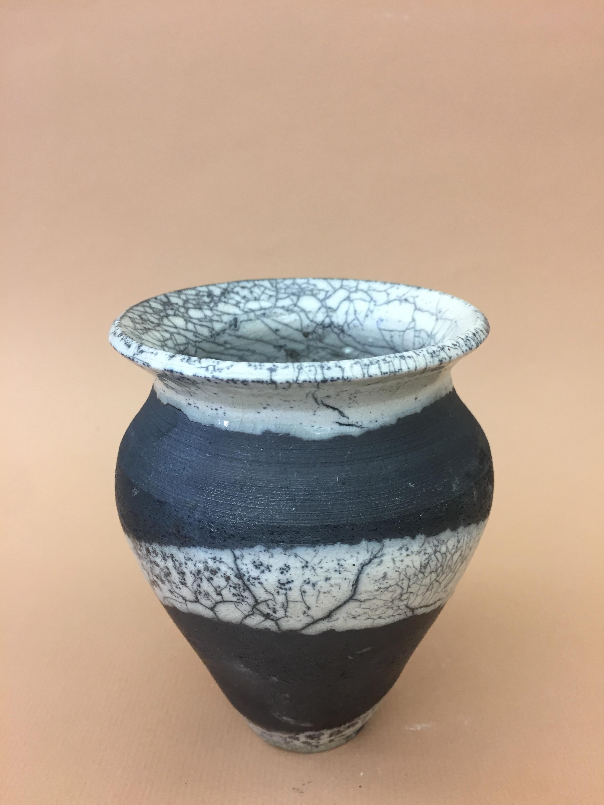 Newark Academy Raku Pottery
